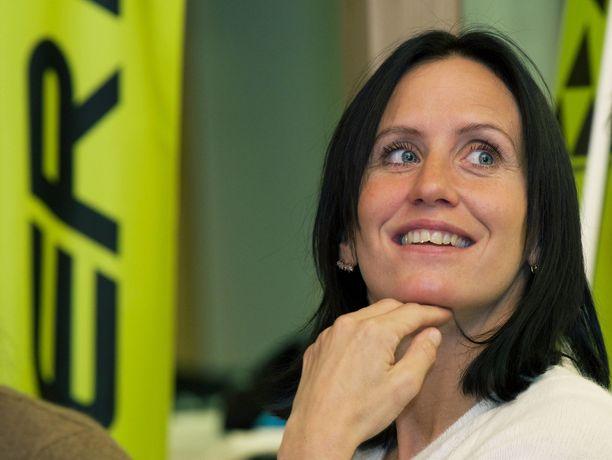 Marit Björgen panostaa jatkossa maratonkisoihin.