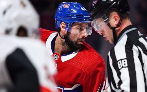 Treenasi huumepöllyissä, pelasi krapulassa - äidin pysäyttävät sanat saivat NHL-pelaajan hankkimaan apua