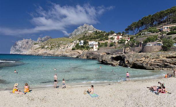 Mallorca on monipuolinen: rantojen lisäksi se tarjoaa myös upeaa luontoa.