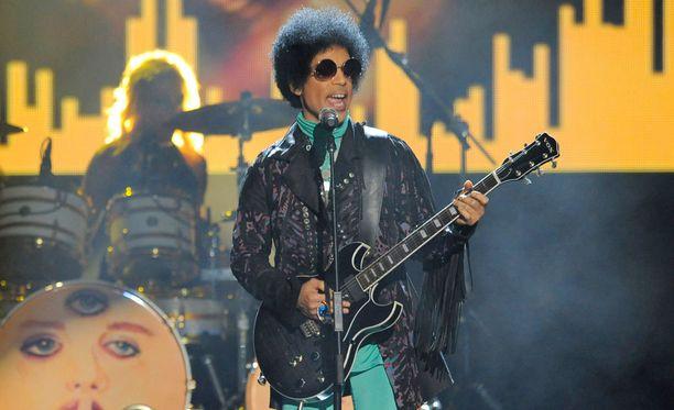 Prince kuoli 57-vuotiaana 21. huhtikuuta.