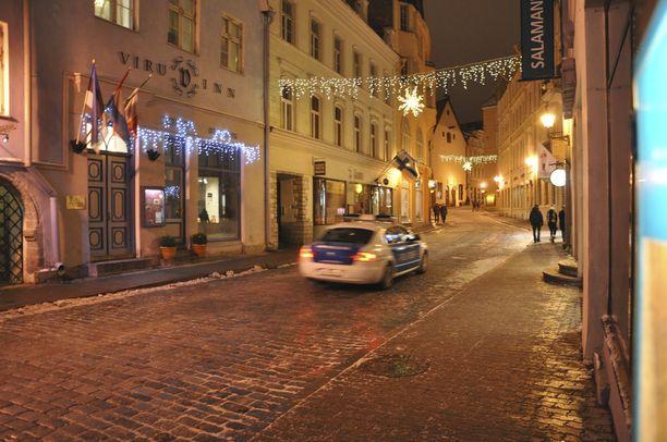 Viron poliisi tutkii mallitoimistoon liittyvää prostituutioa ja paritusta.