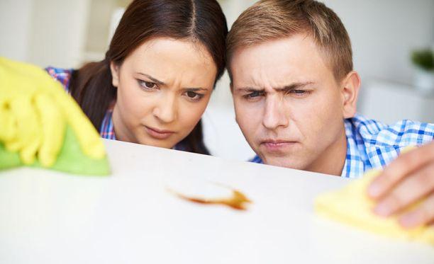 Kodin bakteerisin paikka löytyy luultavasti keittiöstäsi.