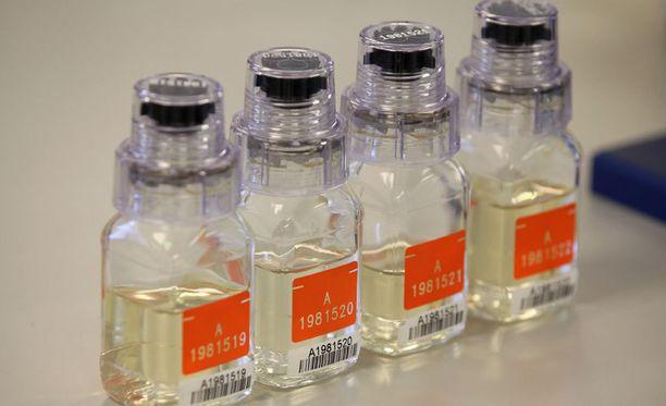 Doping on iso ongelma Ruotsissa.