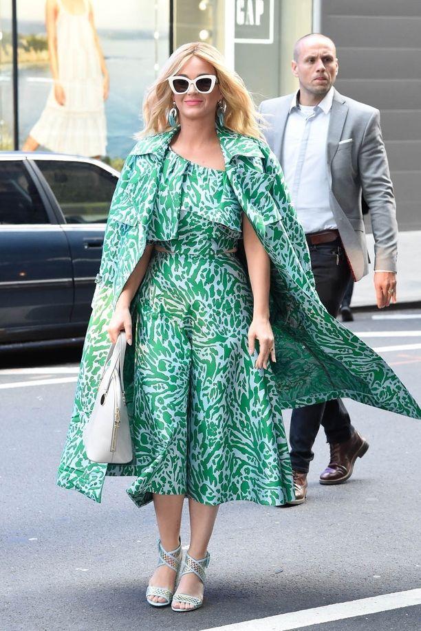 Katy Perry New Yorkissa toukokuussa 2019.
