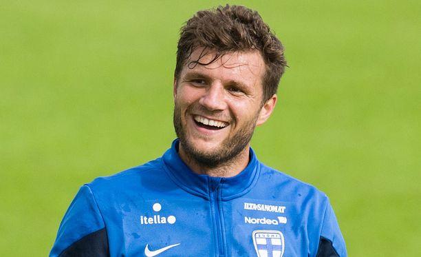 Perparim Hetemaj pelasi huippukauden Chievossa.