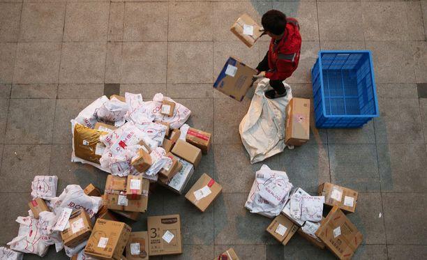 Kaukomaiden verkkokauppojen tuotteiden mukana on ollut myös vaarallisia ja viallisia tuotteita.