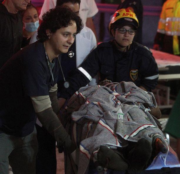 Chapecoensen Alan Ruschel selvisi lento-onnettomuudesta hengissä.