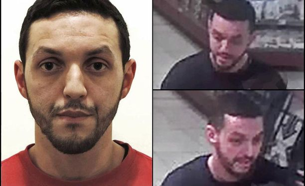 Poliisi etsii 30-vuotiasta Mohamed Abrinia.