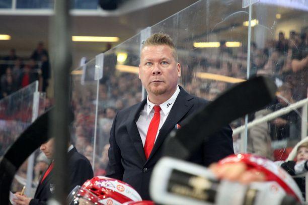 Jarno Pikkarainen johti HIFK:n voittoon.