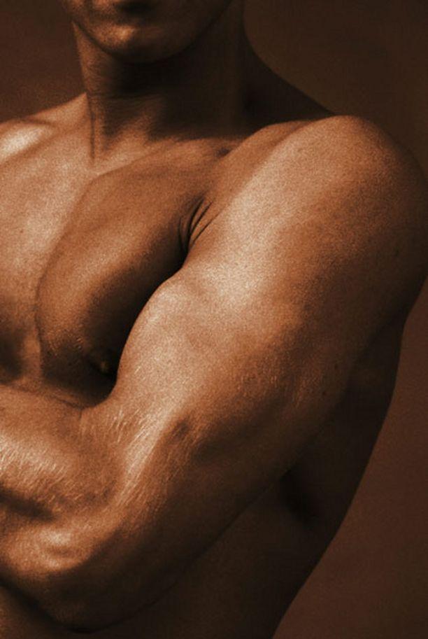 Lihaksikkaat voivat lisätä vetovoimaa, mutta samalla niistä voi olla haittaa vastustuskyvylle.