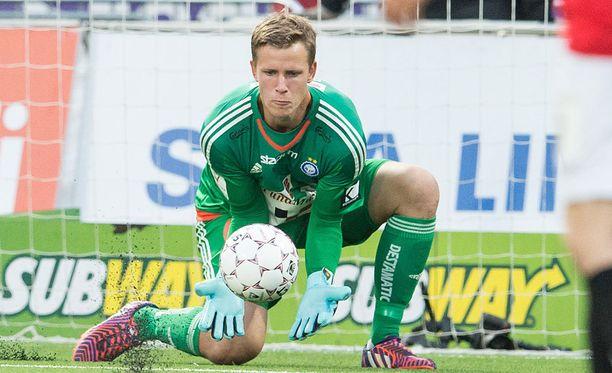 Thomas Dähnelle osui sysimusta päivä.