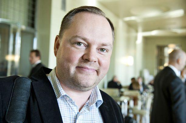 Risto Kalliorinne toimi kansanedustajana 2011-2015.