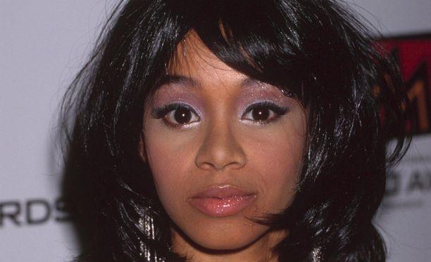 """Lisa """"Left Eye"""" Lopes menehtyi auto-onnettomuudessa vain 30-vuotiaana."""