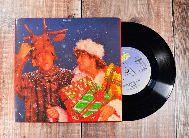 Last Christmas on noussut ensimmäistä kertaa listakärkeen Britanniassa.