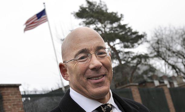 Bruce Oreck oli Barack Obaman vaalikampanjan avokätinen rahoittaja.