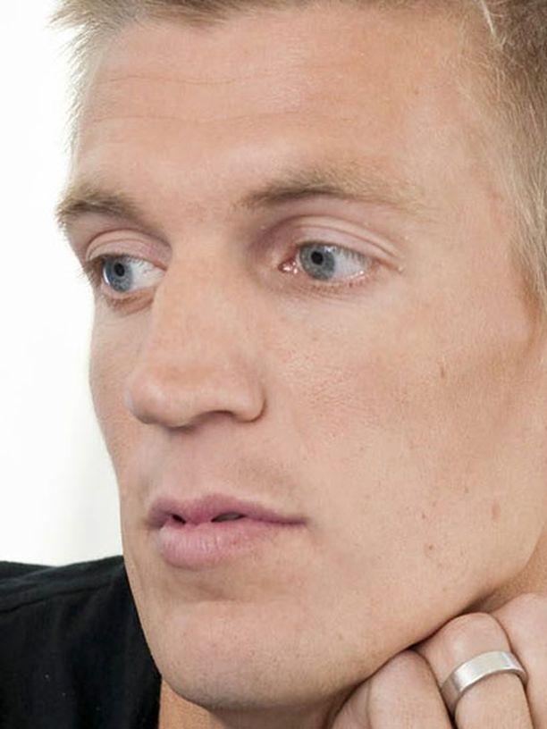 Jarkko Nieminen hakee vielä parasta virettään sairastelun jäljiltä.