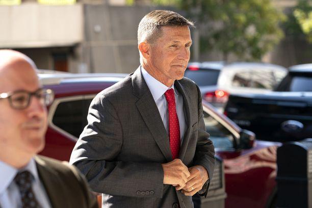 Flynn toimi virassaan kansallisen turvallisuuden neuvonantajana vain 24 päivää.