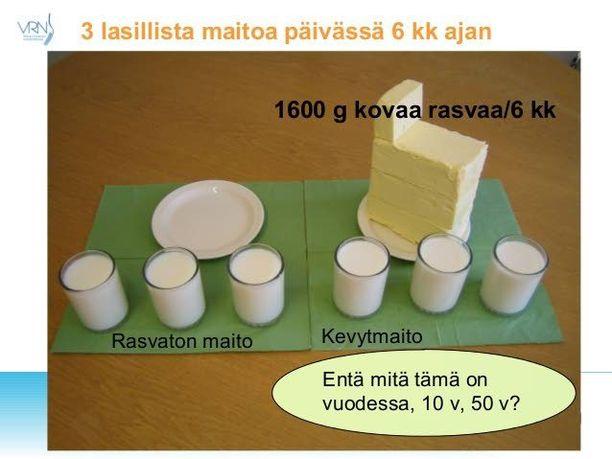 Maidon valinnalla voi olla suuri merkitys pitkällä aikavälillä.