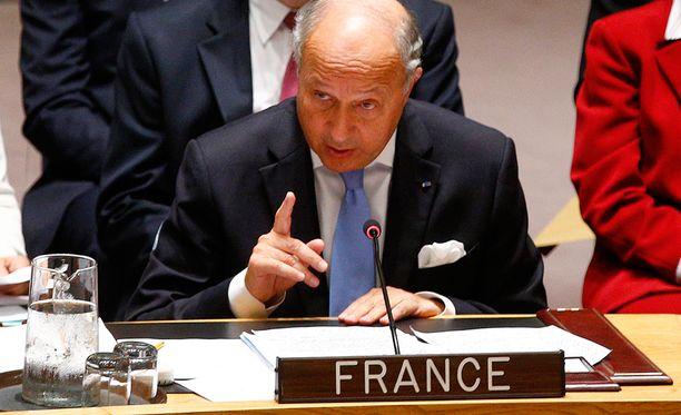 Ranskan ulkoministerin Laurent Fabiuksen mukaan nimi Islamilainen valtio aiheuttaa turhaa sekaannusta.