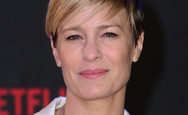 Robin Wright on tunnettu yhdysvaltalaisnäyttelijä. Wright tunnetaan esimerkiksi elokuvista Forrest Gump ja Moneyball.