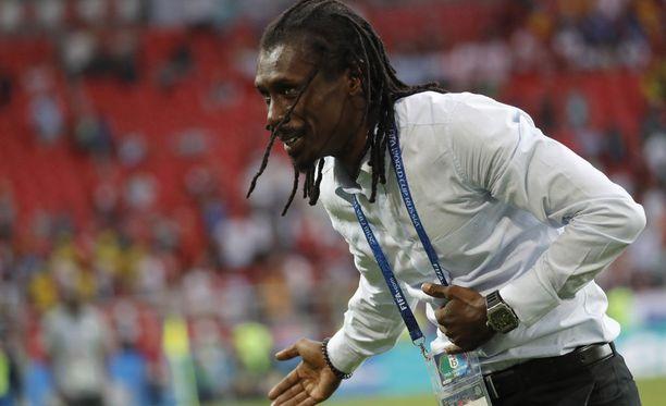 Aliou Cissé ja hänen miehistönsä on ollut yksi MM-jalkapallon sympaattisimpia.