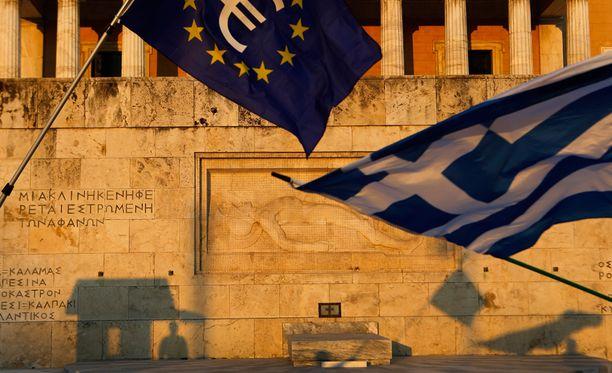 Kreikan kriisistä on ollut hyötyä Saksan taloudelle ja se on korkojen puolesta myös Suomen eduksi.