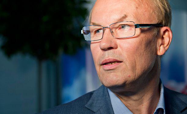 Alahuhta on johtanut Konetta vuoden 2005 alusta lähtien.