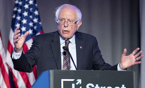 Senaattori Bernie Sanders haluaisi Yhdysvaltojen ottavan mallia Pohjoismaiden tavoista järjestää palveluita.