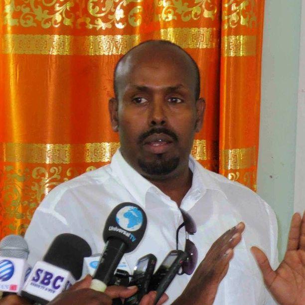 Wali Hashi väisti vain täpärästi kuolemaa Somalian pääkaupungissa.