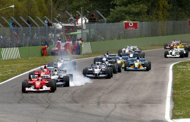 F1 ja huipputeknologia luottavat toisiinsa.