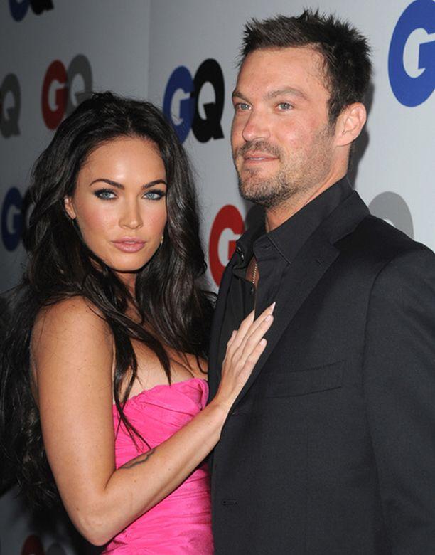 - En usko, että he varsinaisesti ikinä erosivatkaan, Megan Foxin ja Brian Austin Greenin lähipiiristä sanotaan.
