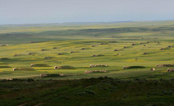 Vivos xPointista tulee suurin yksityinen maanalaisten suojien yhteisö, kun se valmistuu tänä vuonna. Se sijaitsee Etelä-Dakotassa.