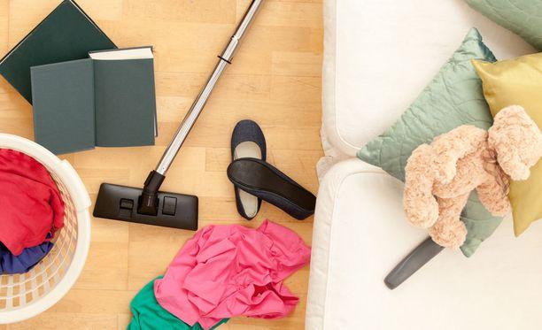 Siivoa tänä keväänä kotisi kuntoon koko loppu elämäksi.