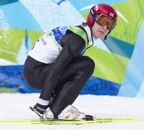 Kalle Keituri edusti Suomea Vancouverin olympialaisissa vuonna 2010.