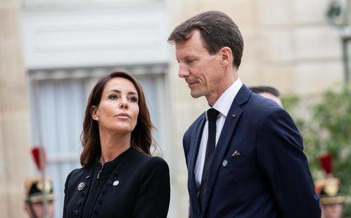 Prinssi Joachim sai veritulpan – sinnittelee yhä tehohoidossa