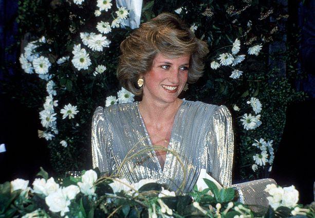 Prinsessa Diana kuoli vuonna 1997.