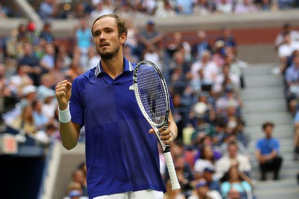 Daniil Medvedev on tennismaailman tuorein Grand Slam -turnausvoittaja.