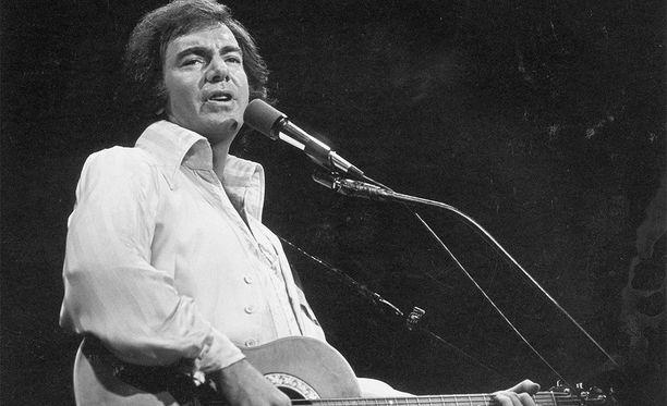 Neil Diamond on tehnyt mittavan muusikon uran.