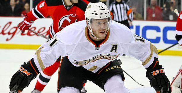 Saku Koivu on pelannut jo tuhat ottelua NHL:n runkosarjassa.