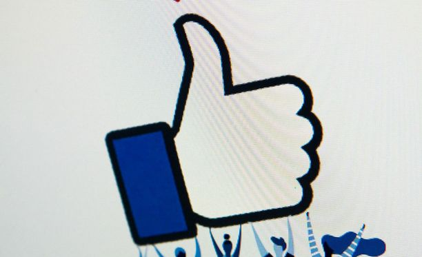 Kuvituskuva. Belgian poliisi varoittaa Facebookin uusista tykkäysnapeista.