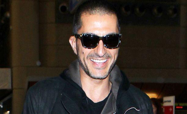 People lehden mukaan Jackson ja Wissam Al Masa erosivat huhtikuussa.