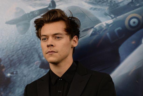 Harry Styles oli monen ennakkosuosikki prinssi Erikin rooliin.