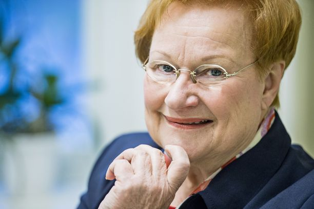 Presidentti Tarja Halonen syntyi jouluaattona jatkosodan aikaan vuonna 1943.
