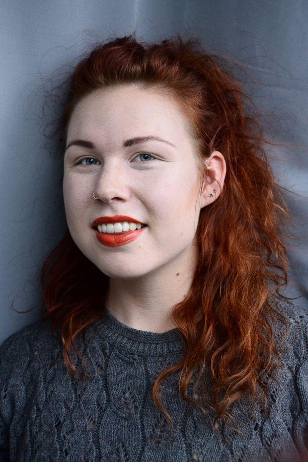 Laura Kolehmainen on ihminen Ilmastoveivi2019-kampanjan takana.