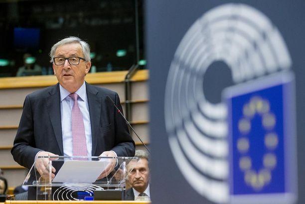Jean-Claude Juncker ei toivo Turkin jäsenyysneuvottelujen päättymistä, mutta kuolemanrangaistusasiasta ei voida tinkiä.