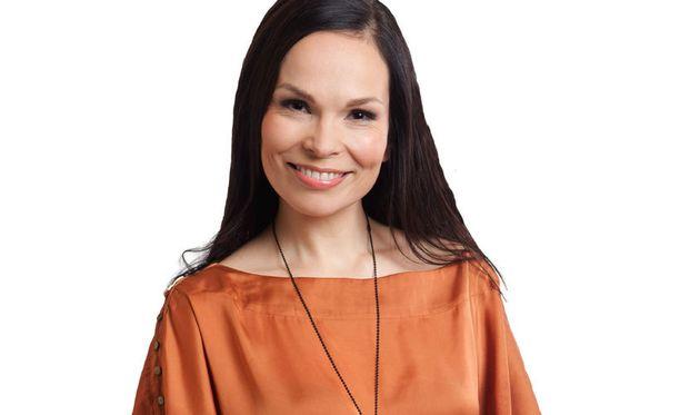 Saija-Reetta Kotirinta esiintyi Salatuissa elämissä muutaman vuoden ajan 2000-luvun alussa.