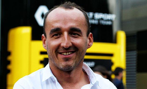 Robert Kubica halajaa takaisin F1-sarjaan.