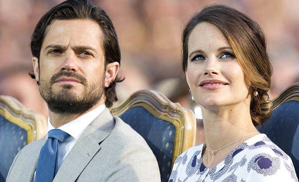 Prinsessa Sofia synnytti terveen poikavauvan Danderydsin sairaalassa torstaina 31.8. Tukholmassa klo. 11.24. Alexanderista, 1, tuli samalla isoveli.