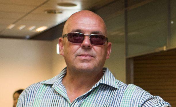 Jarmo Hirvonen valmensi Aki Parviaisesta maailmanmestarin.