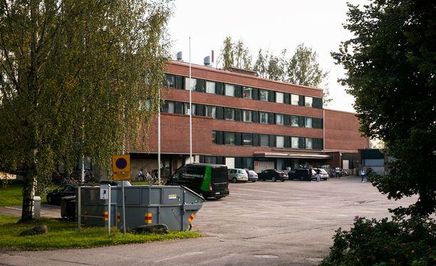 Maahanmuuttovirasto vahvistaa Suomen Mielenterveysseuran tiedto, että vastaanottokeskuksissa on tapahtunut useita itsemurhia. Kuva Espoosta.